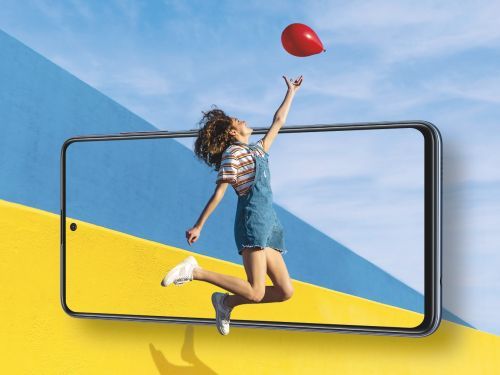 The latest version of one of Samsung's most popular phones worldwide, the Galaxy A51, is finally available in the US for $400
