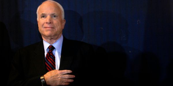'I have had experiences, adventures and friendships enough for ten satisfying lives': Read John McCain's full farewell address to America