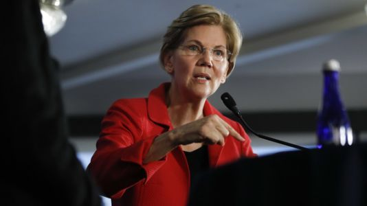 In Possible 2020 Campaign Preview, Elizabeth Warren Rolls Out Anti-Corruption Bill