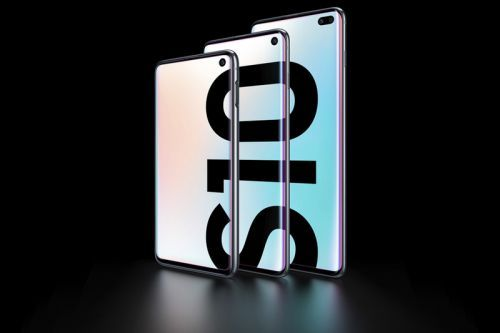 Samsung Introduces the Galaxy S10, S10+, and S10e