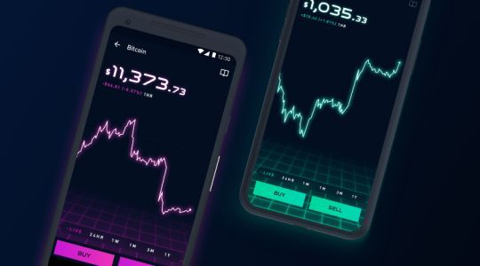 Robinhood dives into cryptocurrency with free bitcoin and ethereum trading