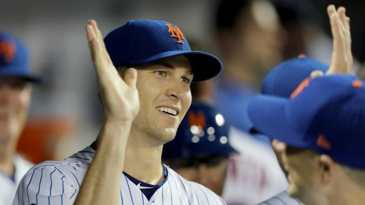 MLB hot stove: Mets ink Jacob deGrom to 5-year extension, reports say