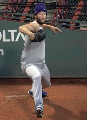 LEADING OFF: Kershaw, Sale set for Game 1 of World Series