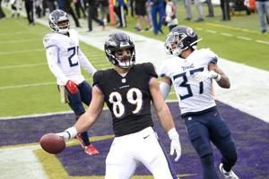 Ravens-Steelers rescheduled again by COVID-19 to Wednesday