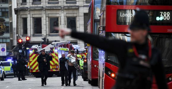 2 victims are dead and a suspect was killed by police in a London terror incident. Here's how the attack unfolded