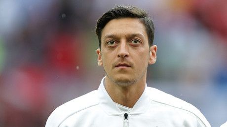 Some in German media are using my Turkish background as right-wing propaganda - Ozil