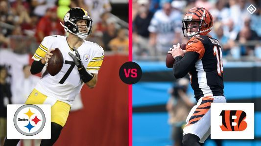 Steelers vs. Bengals: Score, live updates from AFC North showdown