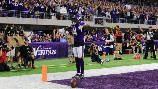 If Vikings start rolling in 2017, remember the spark Stefon Diggs provided