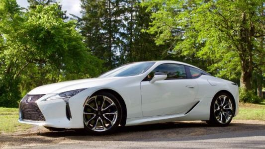 The Lexus LC 500 Is So Perfect That I Don't Want Them to Make an LC-F