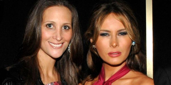 Melania's former friend - who once said she was 'thrown under the bus' by the White House - is publishing a tell-all about the First Lady