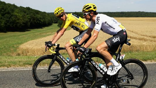 Tour de France 2018: Chris Froome downplays Geraint Thomas rivalry for Team Sky supremacy