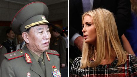 Ivanka Trump, top N. Korean general to come face-to-face at PyeongChang closing ceremony