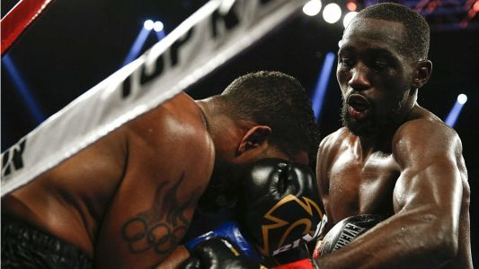 SN exclusive: Terence Crawford on bout vs. Errol Spence Jr.: 'That fight will happen'
