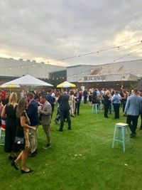 Melbourne's newest venue The Timber Yard debuts at AIME 2019