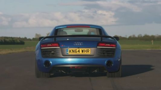 This Is the Drag Race For Absolute Audi R8 Superiority