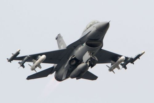Why The U.S. Is Selling Taiwan New F-16 Fighter Jets