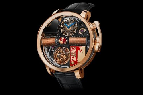 Jacob & Co. Introduces its Opera 'Scarface' Watch