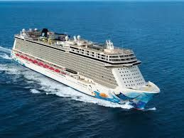 Norwegian Escape lists as gale hits the ship injuring passengers