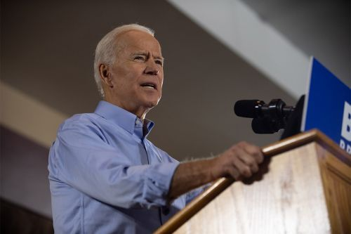 Biden blasts Trump's 'God-awful, deliberate division' of the country