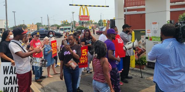 It's been 12 years since Congress last raised the minimum wage. As a McDonald's worker who makes just $10 an hour, I'm getting sick of Congress delaying another much-needed raise