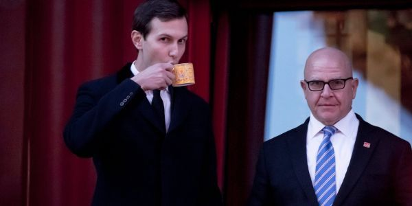 Senate Judiciary Committee: Kushner forwarded emails about 'a Russian backdoor overture and dinner invite'