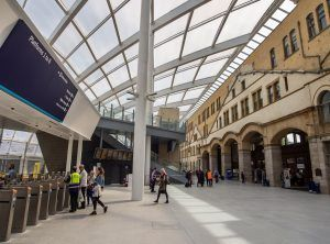 Free Toilets and Better Facilities as Part of £1m Manchester Victoria Investment
