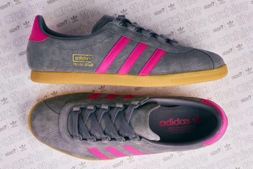 Adidas Originals Unveils the Size? Exclusive Archive Trimm Star