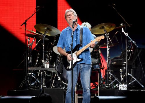 Rock legend Eric Clapton: 'I'm going deaf'