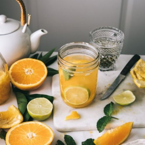 Orange Lime Tea