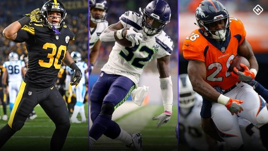 Fantasy Injury Updates: James Conner, Chris Carson, Royce Freeman affecting Week 11 RB rankings, waiver pickups