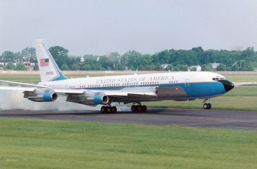 Step aboard the SAM 26000 - the first jet-powered aircraft ever built for the president of the United States