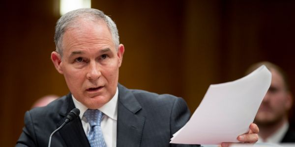 EPA's Pruitt reportedly told aides to help get his daughter a White House internship and secure discounted tickets to the Rose Bowl