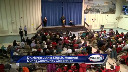 Dr. Martin Luther King Jr. honored during community celebration