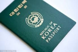 South Korea bags most powerful passport in the World
