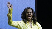 Michelle Obama Named 'Most Admired Woman' In Annual Gallup Survey