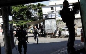 Rising Violence of Rio de Janerio crippled tourism