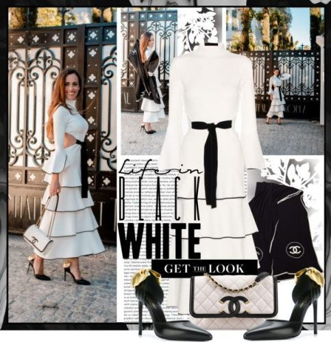 My Look: Life in Black and White