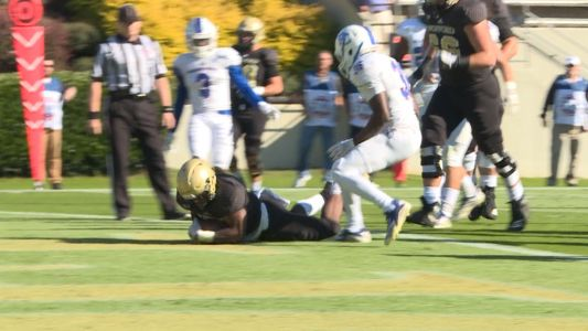Wofford Football clinches share of SoCon title, defeats Presbyterian College 45-21