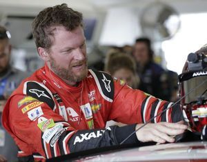The Latest: NASCAR finale begins at Homestead-Miami Speedway