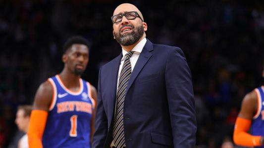 Knicks already have perfect coaching candidate waiting to replace fired David Fizdale