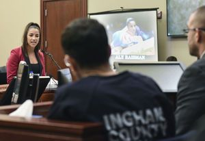 Judge: Victims of sports doc are 'sister survivor warriors'