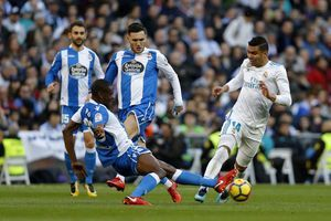 Madrid ends winless run at home with 7-1 rout of Deportivo