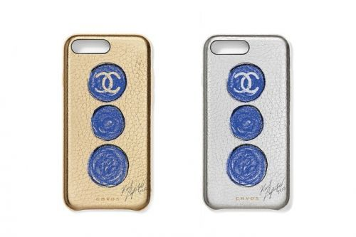 Chanel x Chaos and colette Release VIP iPhone Cases