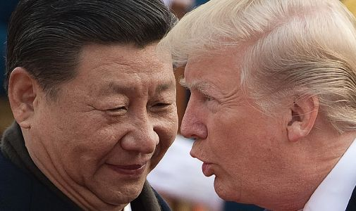 Pentagon worried that U.S. might slide from trade war into actual war with China