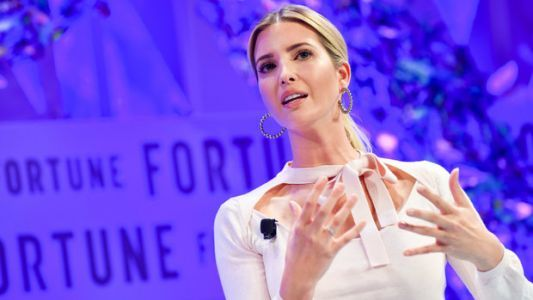 Ivanka Trump Calls For A DACA 'Fix' At Fortune's Summit For Women