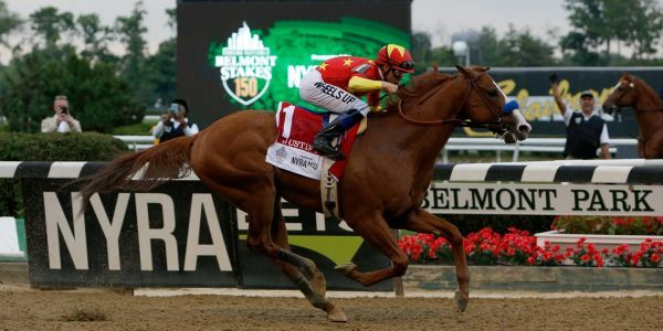 Justify's breeding rights reach a record $75 million after Triple Crown win, reportedly aims to breed 250 times in first year