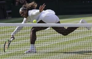 Serena Williams seeded 17 at US Open, 9 spots above ranking