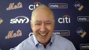Alderson details Mets' pursuit of Bauer, pleased by results