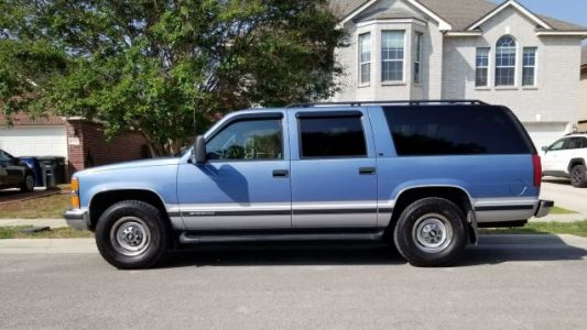 I Bought A Big, Beautiful 1996 Chevrolet Suburban. What Do You Want To Know?