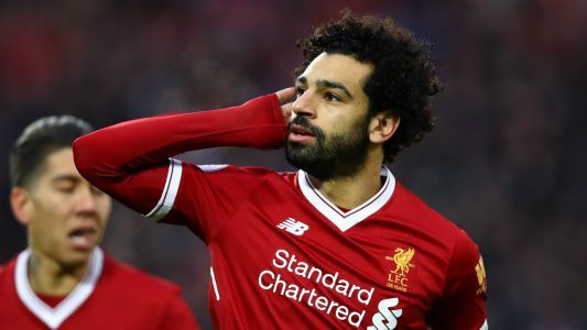 Mohamed Salah in contention for English Premier League awards
